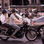 Most common accident roadside assistance on motorcycles